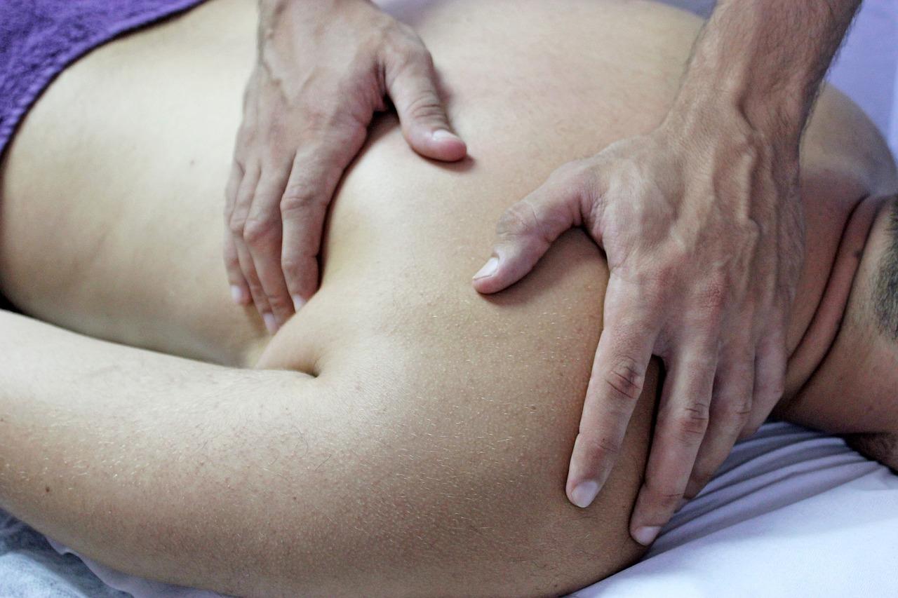 Les bienfaits d'une séance d'ostéopathe