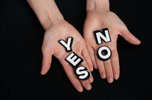 Read more about the article Pourquoi faut-il apprendre à dire Non ?